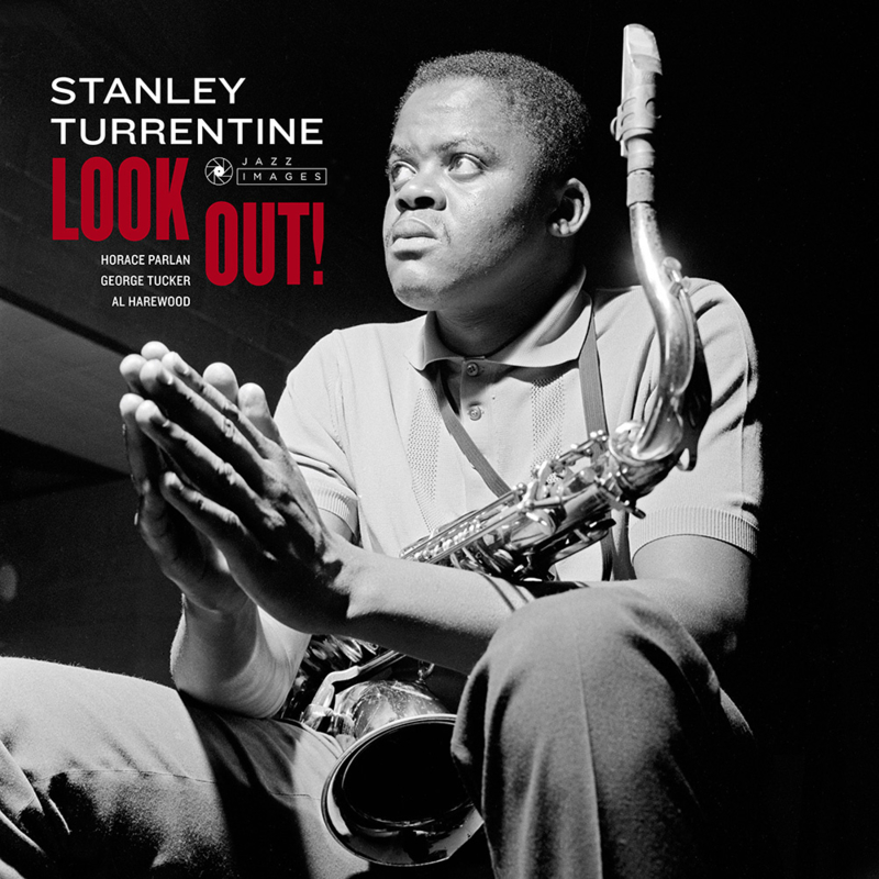 Stanley Turrentine - Look Out LP