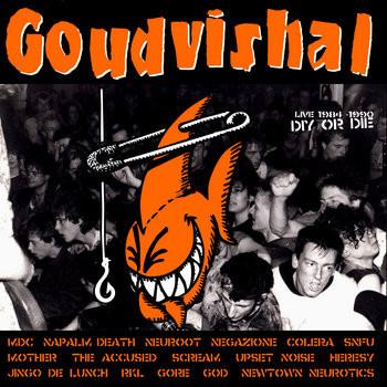 Various - Goudvishal Live 1984-1990 LP