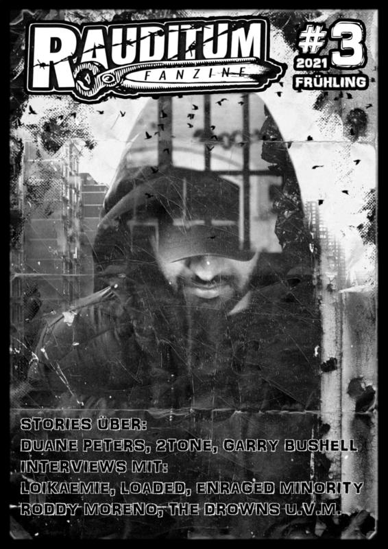 Rauditum Fanzine #3 - magazine