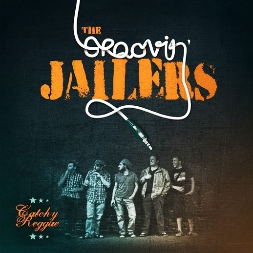 "Groovin' Jailers, The - Catchy Reggae 10"" LP"