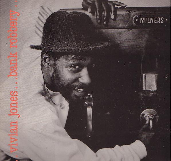 Vivian Jones - Bank Robbery LP