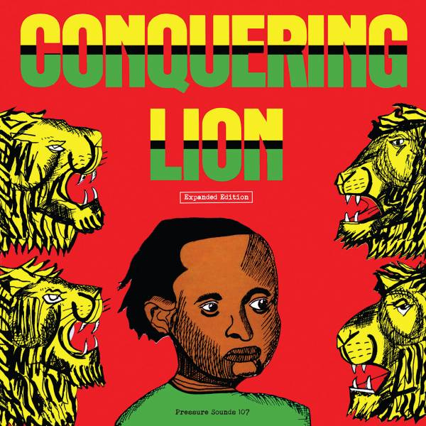 Yabby You & The Prophets - Conquering Lion DOUBLE LP