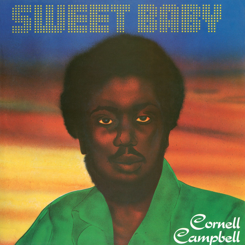 Cornell Campbell - Sweet Baby LP