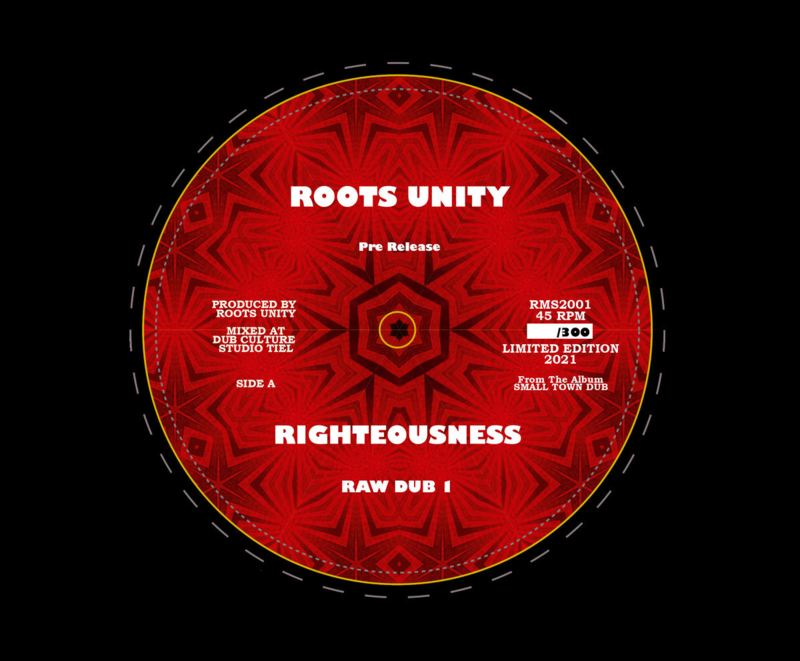 """Roots Unity - Righteousness / Reasoning 12"""""""