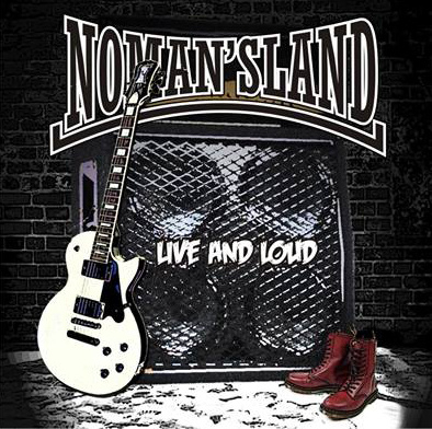 No Man's Land - Live And Loud CD