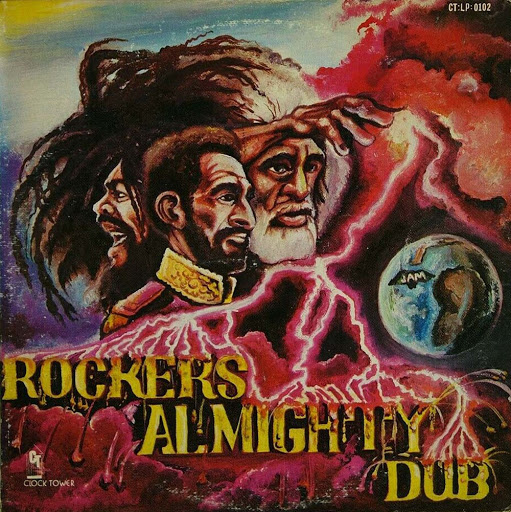 Various - Rockers Almighty Dub LP