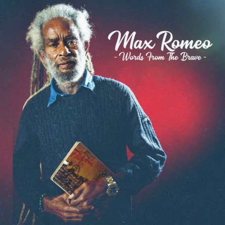 Max Romeo ‎- Words From The Brave LP