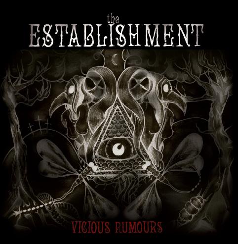 Establishment, The - Vicious Rumours LP