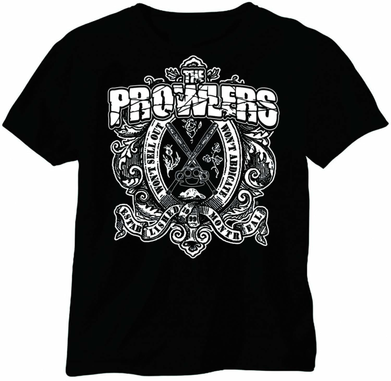 Prowlers, The - Won't Sell Out Girlie shirt
