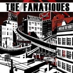 Fanatiques, The - selftitled EP