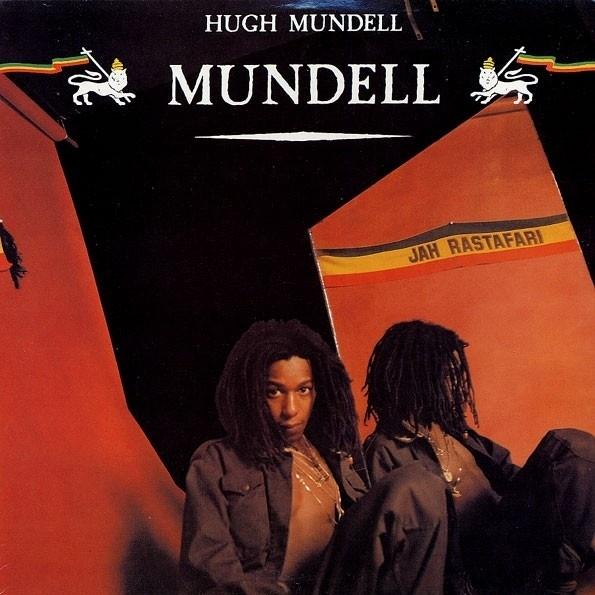 Hugh Mundell - Mundell LP