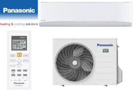 PANASONIC Wandmodel  KIT-TZ50-TKE-1 5,0KW