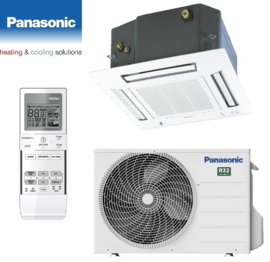 PANASONIC Cassette Unit 60x60 KIT-Z25-UB4 2,5KW