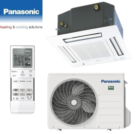 Panasonic Cassette 60x60 KIT-Z35-UB4 3,5KW