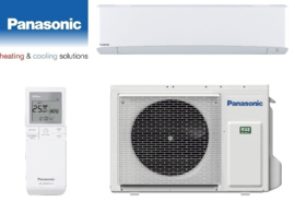 PANASONIC Wandmodel ETHEREA KIT-Z50VKE 5,0KW
