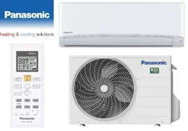 PANASONIC Wandmodel  KIT-TZ25-TKE-1 2,5KW