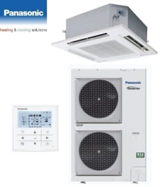 PANASONIC Elite Cassette  KIT-100PU2ZH8 10,0kW
