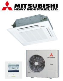 Mitsubishi airco FDT71VH+FDC71VNXW Groot model