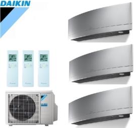 Daikin Duosplit 5MXM90N  2x Wandunit FTXJ35MS 1x FTXJ25MS