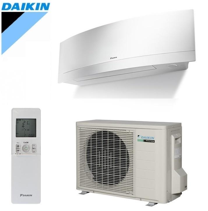 DAIKIN Airco EMURA FTXJ20MW+RXJ20M EMURA WIT 2,0KW