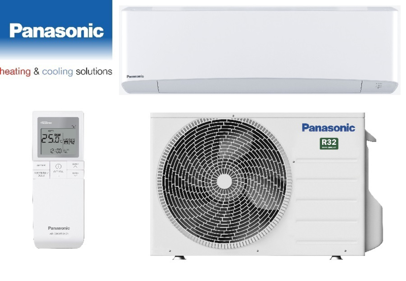 PANASONIC Wandmodel ETHEREA KIT-Z20VKE 2,0KW