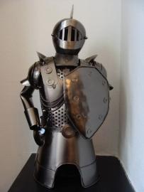 Wijnfleshouder ridder