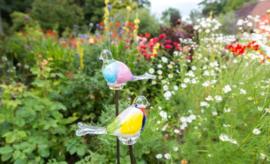 """Tuinsteker glasvogel groot """"Fantasy"""""""