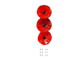 Carneol bloem rood FC 14