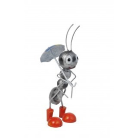 Medusa mier met paraplu