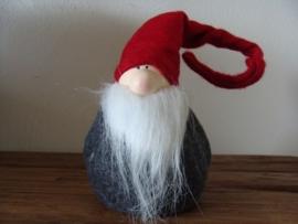 Kerstman met witte baard
