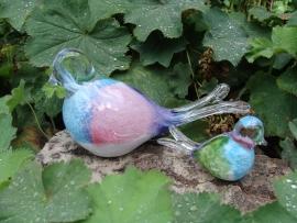 Tuinstekers van glas