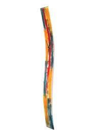Carneol klok 3D 12x115