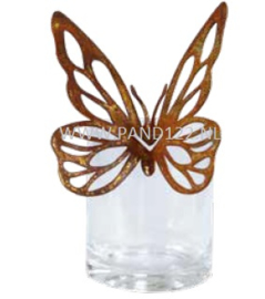 Vlinder voor aan vaas -1-
