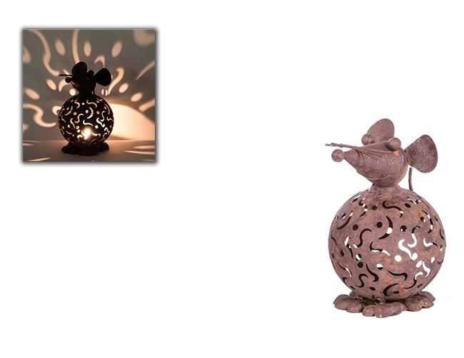 Waxinelicht muis