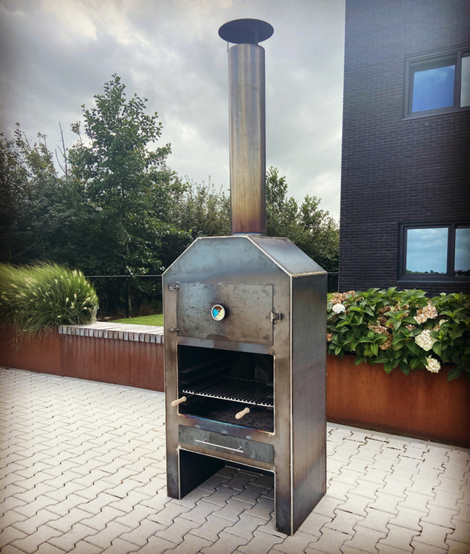 Pizzaoven - Tuinhaard -BBQ