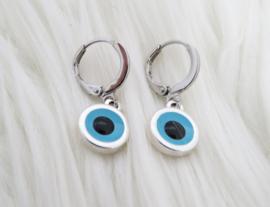Blue Eye | Silver