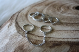 Knuckle Set Silver - Gold