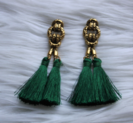 Party | DARK GREEN, GOLD