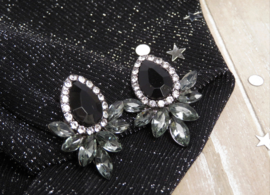 Black Chique Earrings