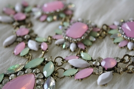 Big Pastel Necklace