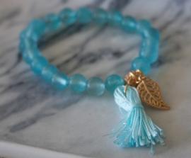 Aqua Blue Tropic Bracelet