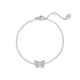 Butterfly Bracelet | Silver