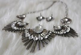 Silver Wings Set