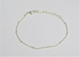 Dot Bracelet Silver