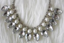 Pretty Necklace Silver