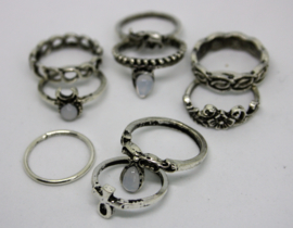 Rings Silver