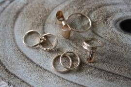 Knuckle Rings Set