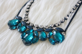 Beauty Blue Necklace