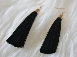 Brush Earrings