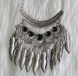 Feather Set / Black